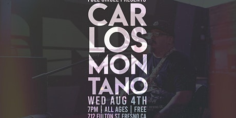 Carlos Montano tickets
