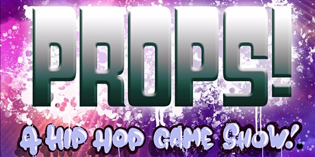 PROPS! Game Show Season 2 Ep 5 tickets
