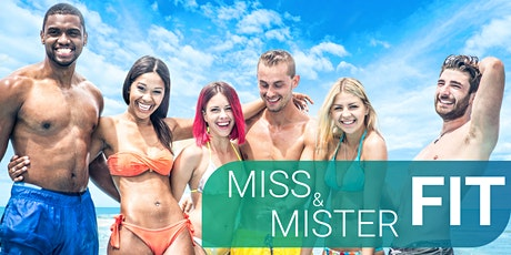 Miss&Mister FIT tickets