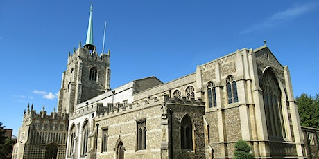 Chelmsford Cathedral tour - Heritage Open Days tickets