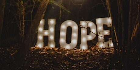 Sharing Poetry:  Hope tickets