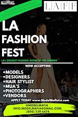La Fashion Fest  ARTIST DESIGNER /VENDORS REGISTRATION tickets