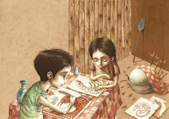 Imagen de Presentación Libro Infantil: Dragones en elcielo