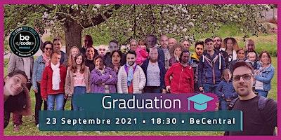 BeCode Brussels Graduation – 3