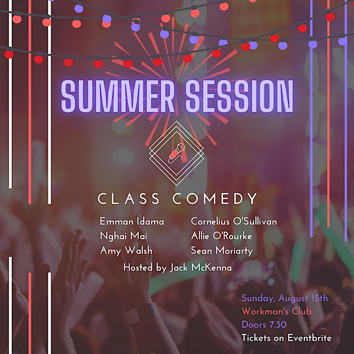 Class Comedy: Summer Session image