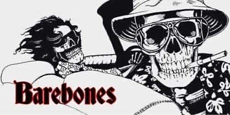 BAREBONES live at Rhythm & Brews! tickets