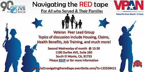 Navigating The Red Tape tickets