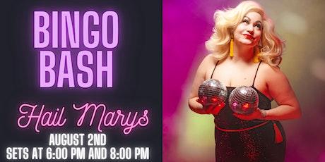 Bingo Bash at Hail Marys - August 2nd tickets