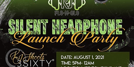 Silent HeadPhone Launch Party tickets