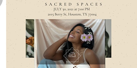 Sacred Spaces: A Space for Black Creativity and Expression tickets