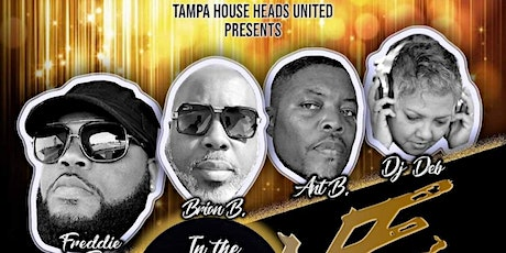 Tampa House Heads United - In The Zone at Pegasus tickets