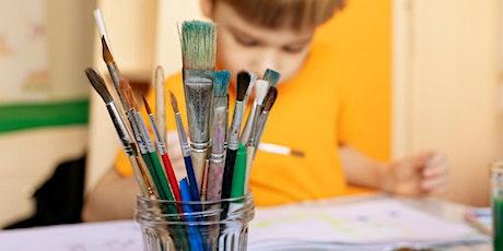 Greenford Quay Summer Series - Children's art workshop tickets