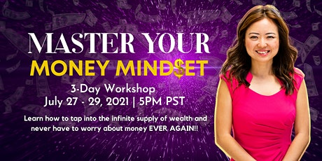 Master Your Money Mindset Workshop with Amy Lin tickets