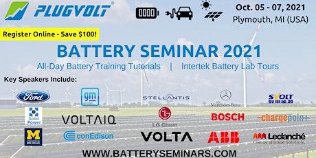 Battery Seminar 2021 tickets
