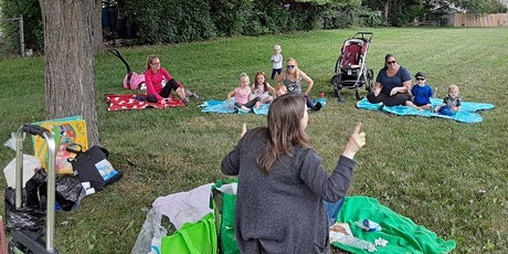 Fun in the Park  -Dalkeith Park- Friday, July 30 at10:00 am tickets