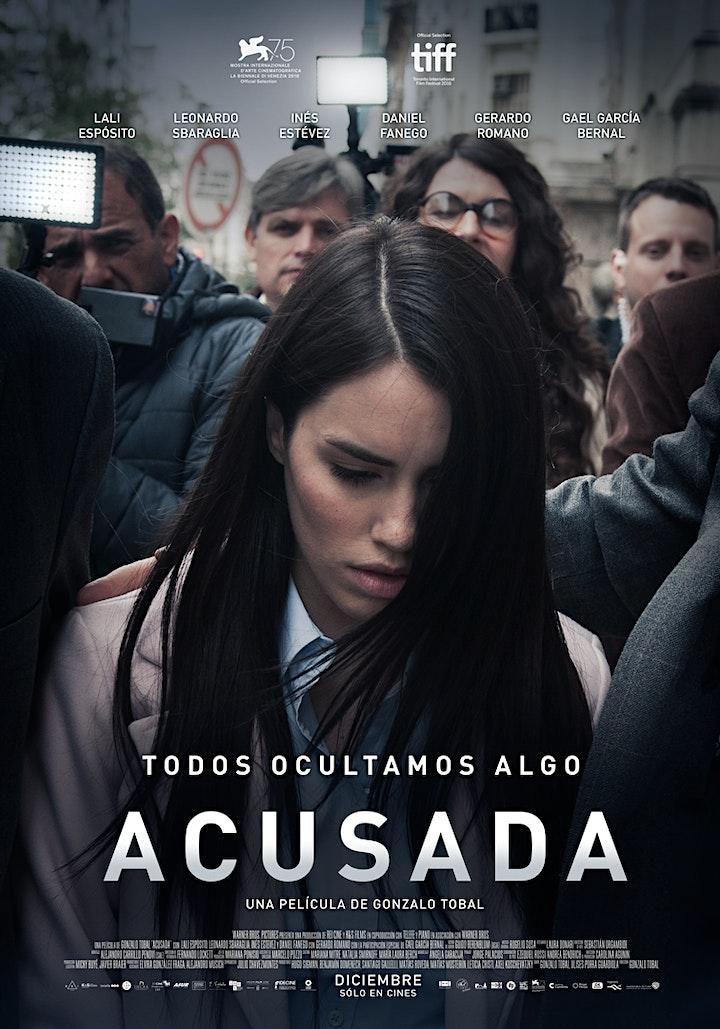Imagen de Acusada / Cine Para Todxs