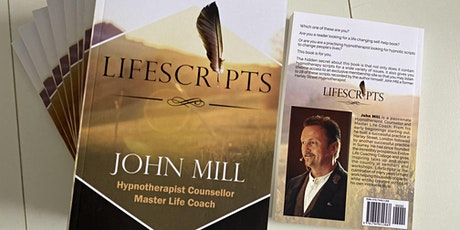 Free Book 'LifeScripts' Plus Hypnotherapy & Life Coaching 2 Day Workshop tickets
