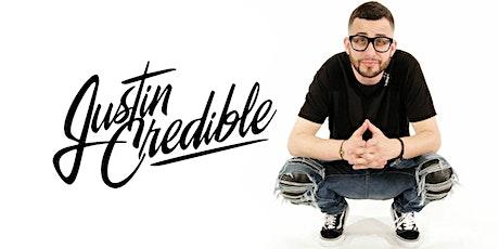JUSTIN CREDIBLE at Vegas Nightclub - JULY 29 - Guestlist! tickets