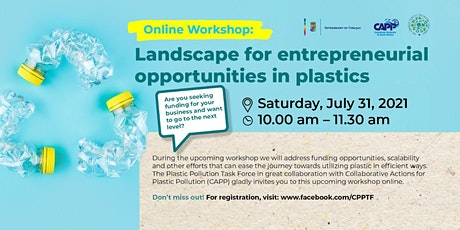 Landscape for Entrepreneurial Opportunities in Pla tickets