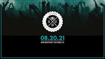 SD UNION w/ The Burner Brothers, Dave Owen, Mob Tactics & Scott Allen tickets