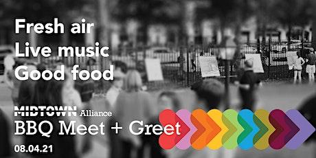Midtown Alliance BBQ Meet & Greet tickets