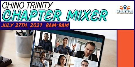 Christian Business Partners July Mixer - Chino Trinity (Zoom) tickets