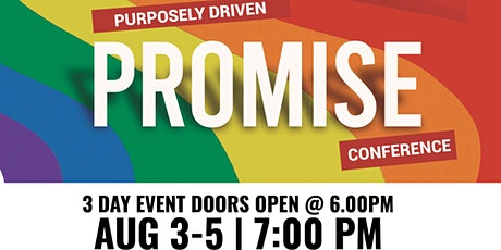 Purposely Driven : Promise tickets