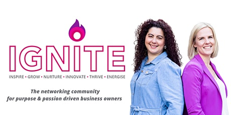 Ignite November Meet Up - Let's Get Visible With SEO tickets