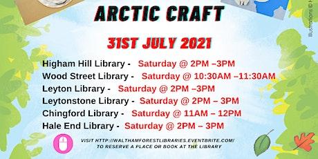 Arctic Craft- WF Summer Reading Challenge Event tickets