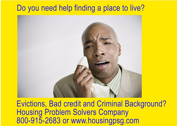 Housing Education Event  for Bad Credit image