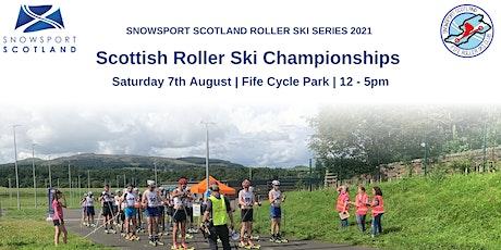 Scottish Roller Ski Championships 2021 tickets