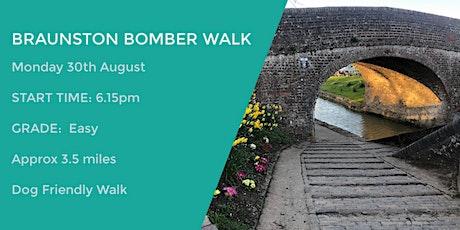 BRAUNSTON BOMBERS WALK | 3.5 MILES | EASY | NORTHANTS tickets