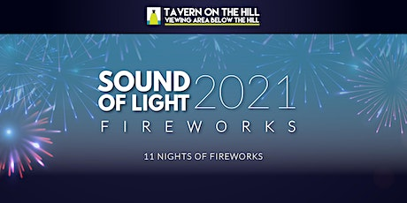 Sound of Light Fireworks 2021 Viewing Party tickets