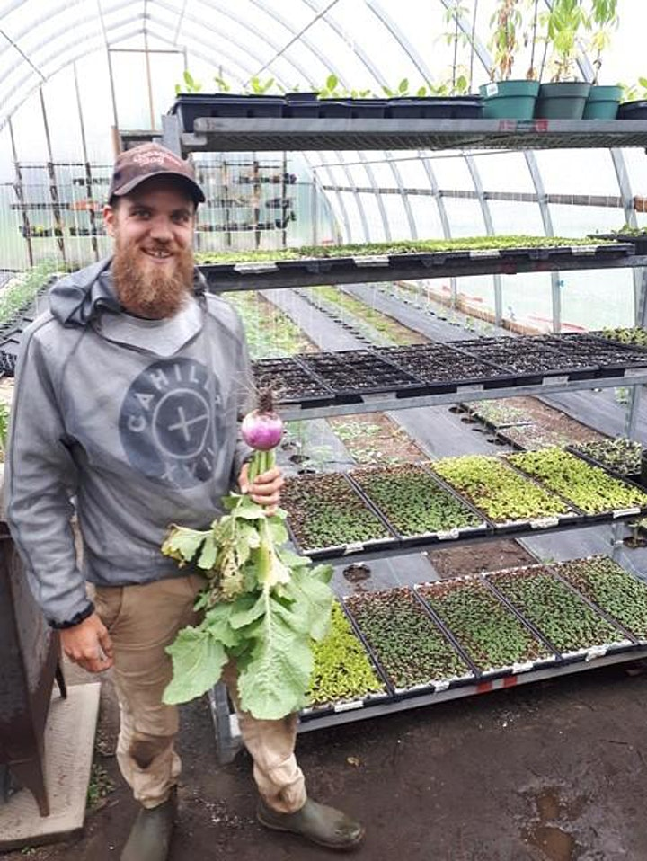 Learning Local with the MCC - Homegrown Harvest with Belleroots Farm image