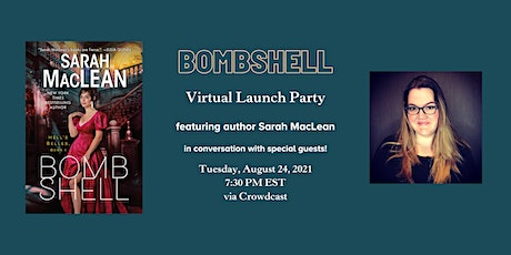 BOMBSHELL Virtual Launch with Author Sarah MacLean tickets