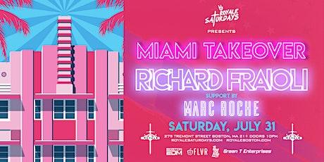 Miami Takeover | Royale Saturdays | 7.31.21 | 10:00 PM | 21+ tickets