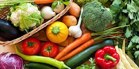 Health Benefits of Vegetables for Interpreters tickets