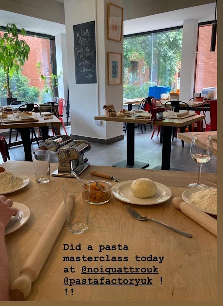 Pasta Masterclass image
