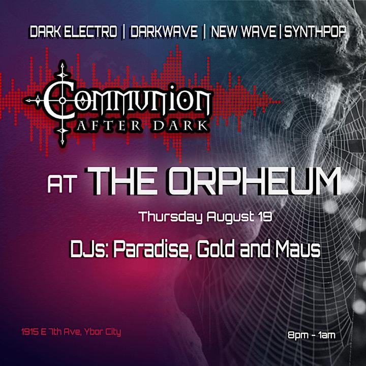 Communion After Dark image