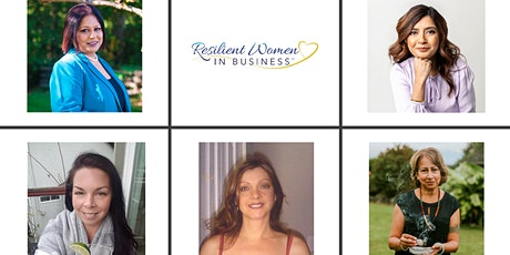 Delta/Surrey -  Resilient Women In Business Members meeting open to guests tickets