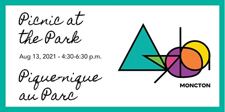 Ayoba Moncton - Picnic at the Park / Pique-nique au Parc tickets