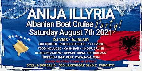 Anija Illyria - Albanian Boat Cruise Party tickets