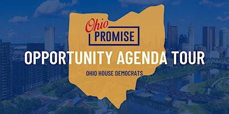 Ohio Promise: Opportunity Agenda Tour: Cleveland tickets