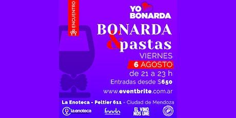 Encuentro especial: BONARDA & PASTAS entradas
