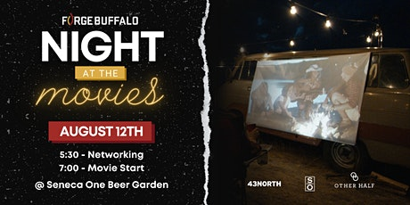 Forge Buffalo Night at the Movies tickets