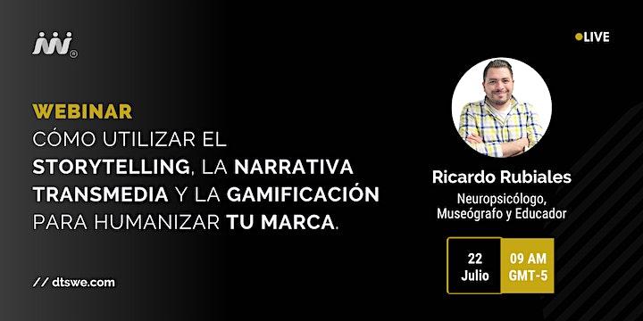 Imagen de Programa: Storytelling, Narrativa Transmedia y Gamificación.