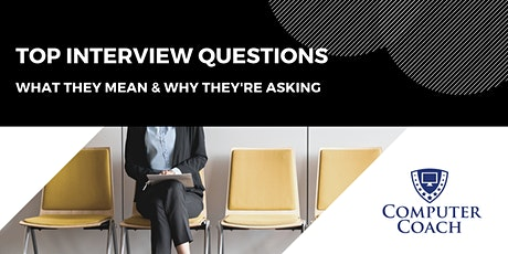 Top Interview Questions: What They Mean & Why They're Asking - Tampa Bay tickets