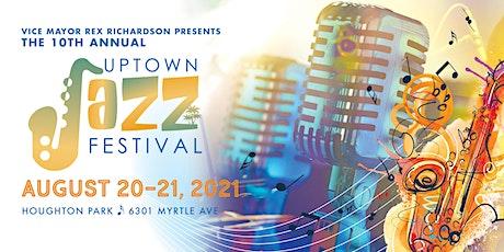 Uptown Jazz Festival tickets