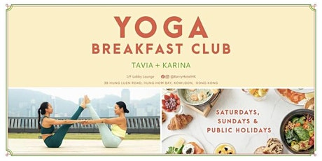 Yoga Breakfast Club at Kerry Hotel tickets