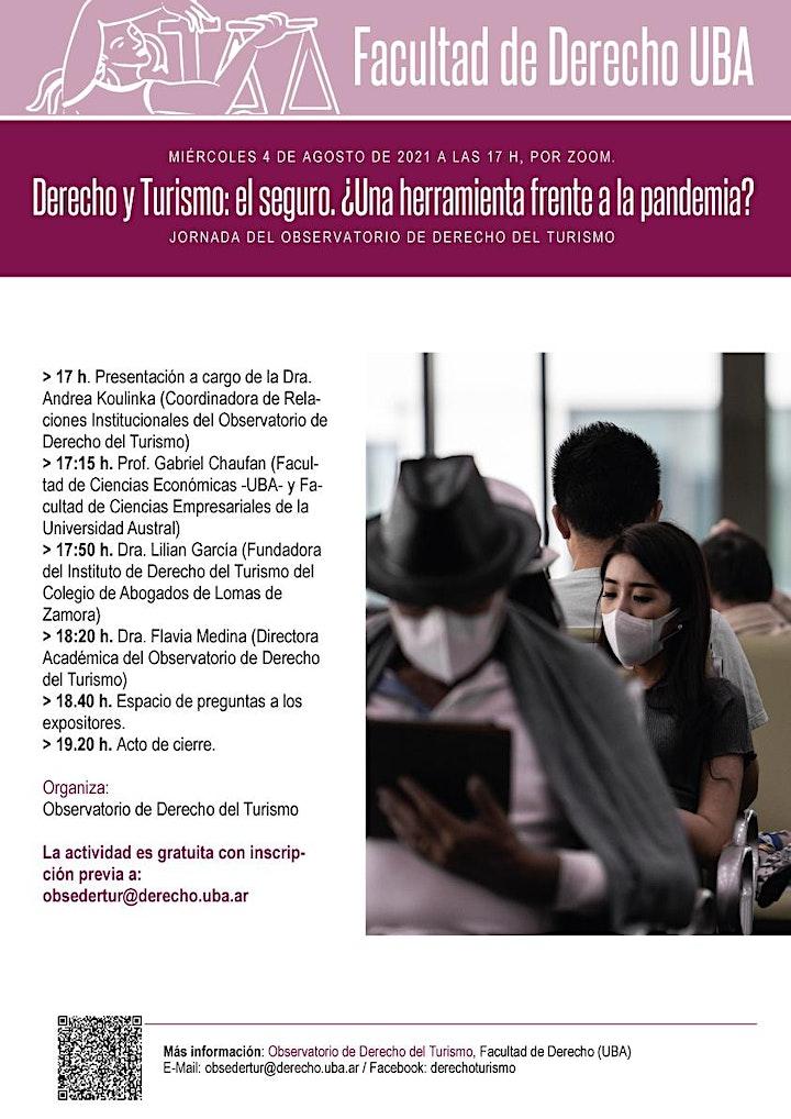 Imagen de Derecho y Turismo: El seguro ¿Una herramienta frente a la pandemia?